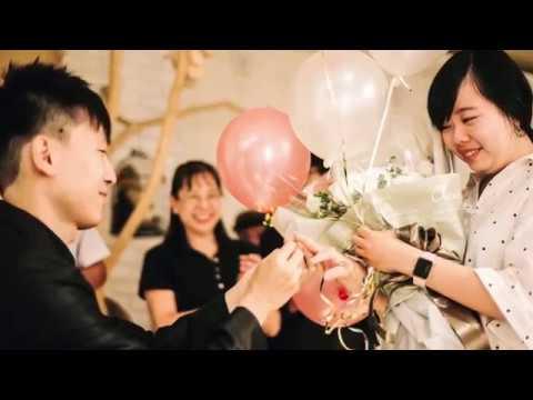 ✨『這是屬於我們平淡的幸福』-三峽餐廳求婚