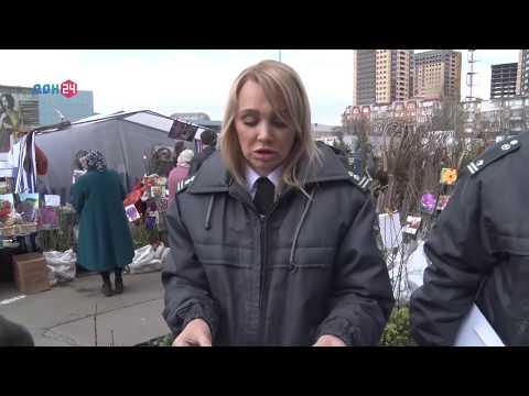 В Ростовской области Управлением Россельхознадзора проведены контрольно-надзорные мероприятия на выставке-ярмарке «Дачный сезон»