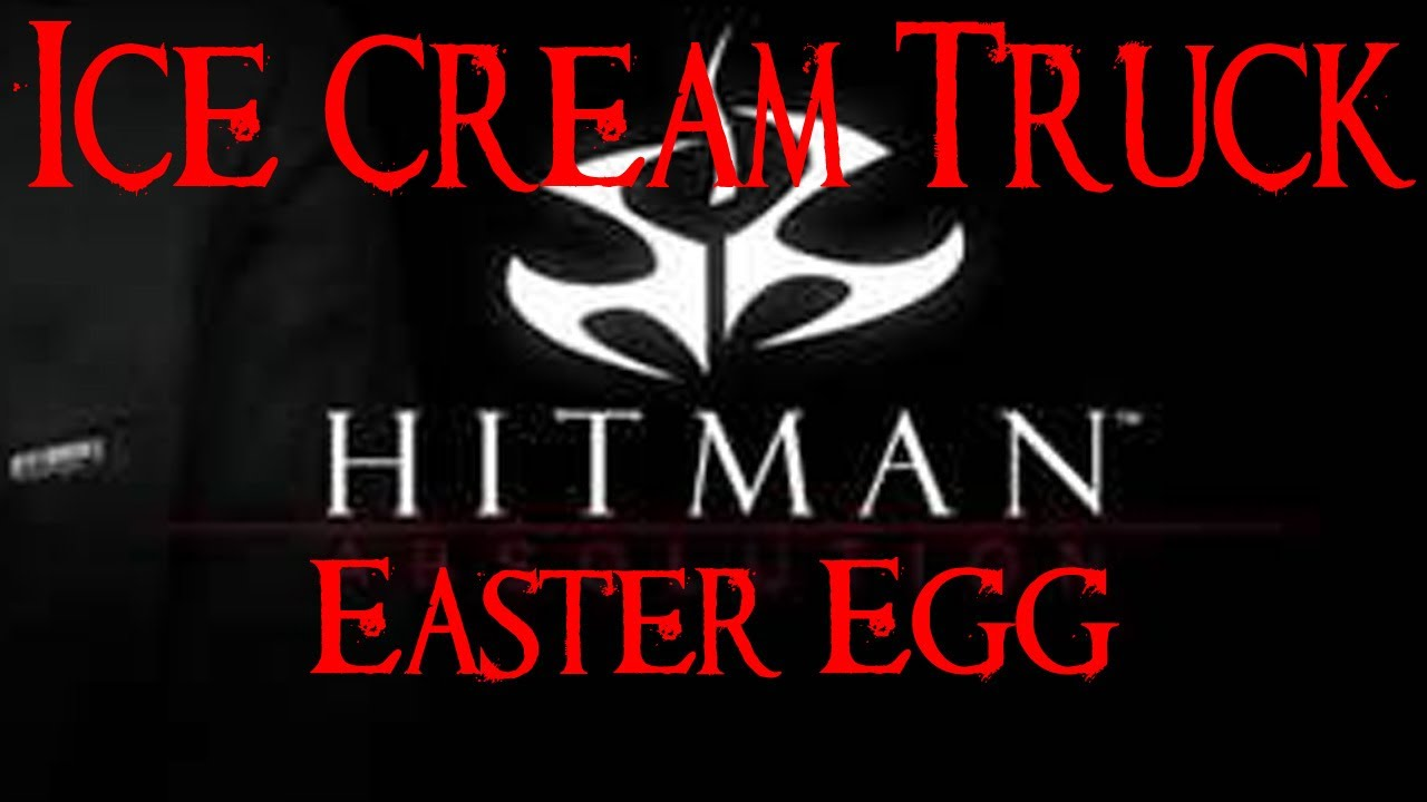 Get A Load Of This Goofy Hitman: Absolution Ice Cream Truck Easter Egg
