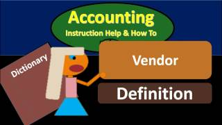 Vendor definition - What is vendor?