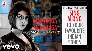 Maanunga Maanunga - What's Your Rashee   - YouTube