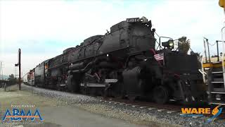 What is the Union Pacific Big Boy - Steam Culture