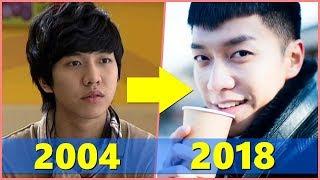 A Korean Odyssey Lee Seung gi EVOLUTION 2004 2018