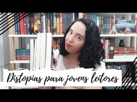 Dicas de distopias para jovens leitores | Um Livro e Só
