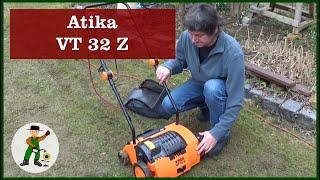 Atika VT 32 Z - Erfahrungen