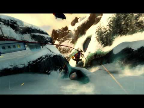 Merqury City Makes A Comeback In SSX