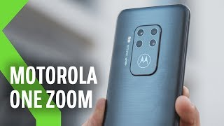 Motorola One Zoom, Review: el NUEVO REY del ZOOM en la GAMA MEDIA