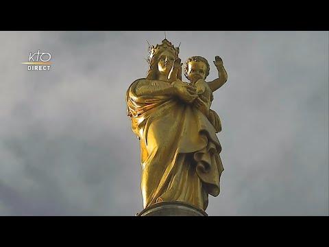 Laudes et Messe du 14 juillet 2021 à Notre-Dame de la Garde