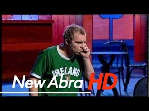 Kabaret Ani Mru-Mru - Irlandia