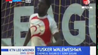 Kakamega Homboyz yawaduwaza Tusker FC 2:0 ugani Ruaraka