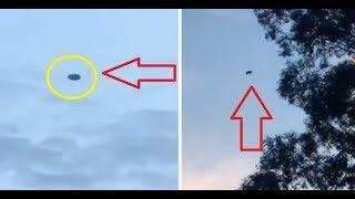 Мистика. Необычное НЛО в Австралии (Хэйстингс, штат Виктория). НЛО видео