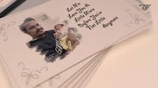 Aqiqah Ceremony invitation 2020 | 3D Card Style