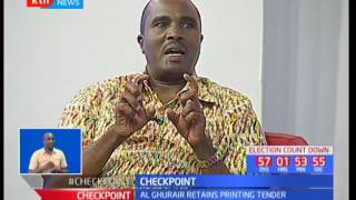Checkpoint Interview: IEBC preparedness ahead of polls [Part Two]