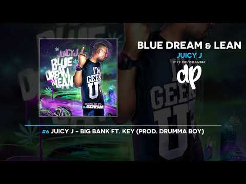 "Juicy J – ""Blue Dream & Lean"""