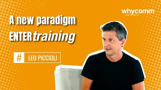 A new paradigm  ENTERtraining (11 of 22)