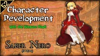 Saber Nero - Character Development