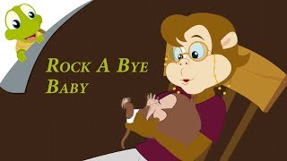 Rock A Bye Baby Nursery Rhyme and Lots More Songs for Kids