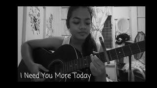 "I Need You More Today by Caleb Santos (cover) from ""100 Tula Para Kay Stella"""