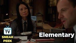 """Sneak peek 2 6.09 """"Elementary"""" - CBS"""