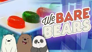 HOW TO MAKE Honey Wasabi Gummies from We Bare Bears!