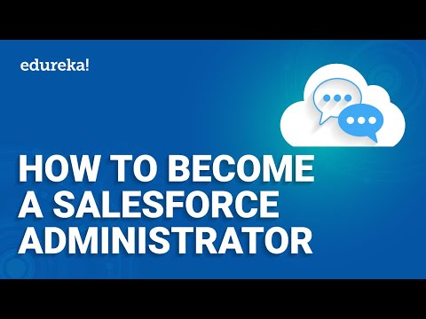 How To Become A Salesforce Administrator | Salesforce ... - YouTube