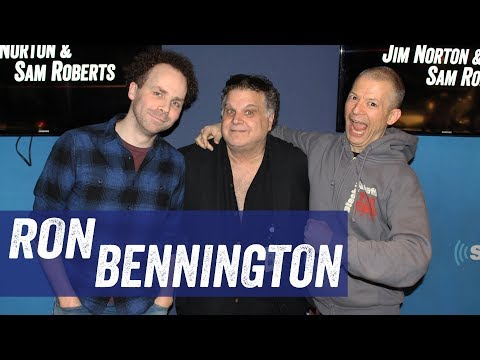 Ron Bennington - Thanksgiving Show, Drugs, Movies - Jim Norton & Sam Roberts