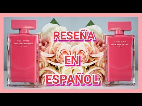 PERFUME FLEUR MUSC DE NARCISO RODRIGUEZ | RESEÑA | MARIA CARATTINI