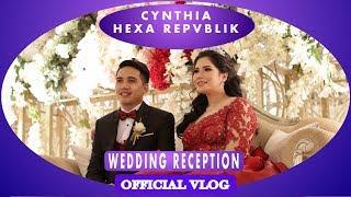 Cynthia & Hexa Repvblik [Wedding Reception]