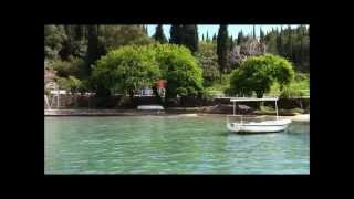 preview picture of video 'Cavtat - Beach in front of the holiday house Miljanić & few app.photos'