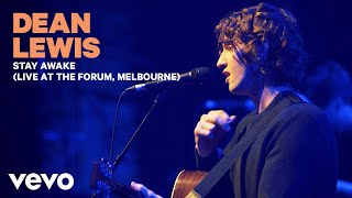 Dean Lewis   Stay Awake (Live At The Forum, Melbourne 2019)
