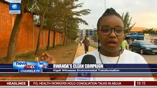 What Drives Rwanda's Clean Environment