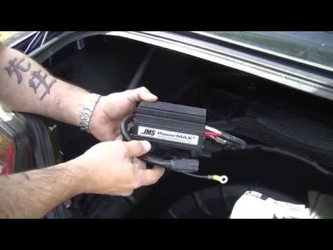 JMS Powermax Install on a 2011 Mustang