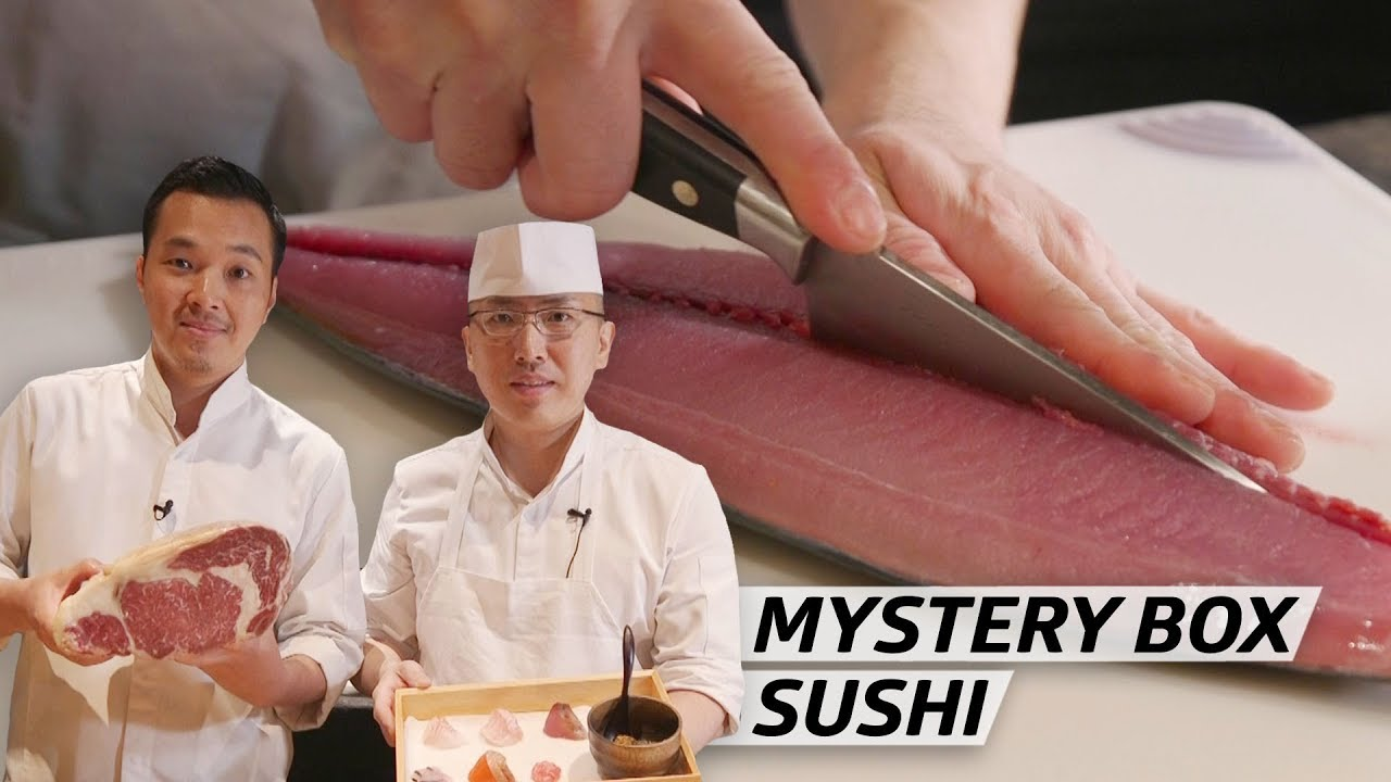 How Two Master Sushi Chefs Created a Brand New Omakase Using American Fish  — Omakase thumbnail