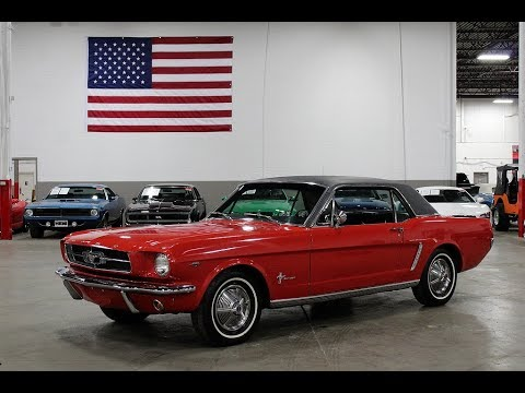 Video of '65 Mustang - Q10W