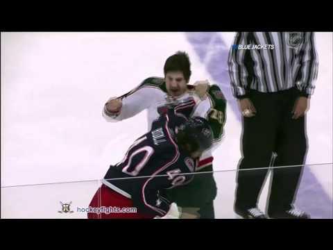 Matt Kassian vs Jared Boll