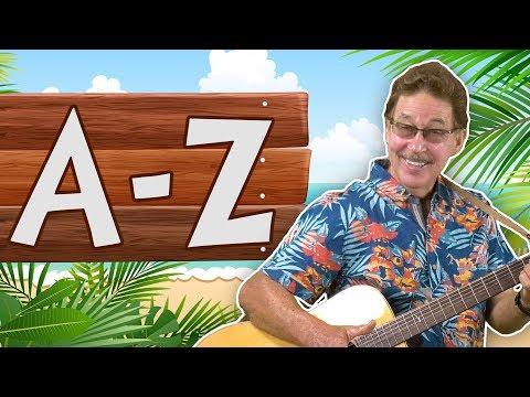 Let's Learn the Alphabet   Learning Letter Sounds   Jack Hartmann