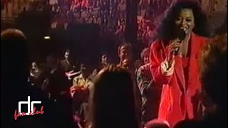 Diana Ross - Your Love (Live in Ahoy, Rotterdam/1994)