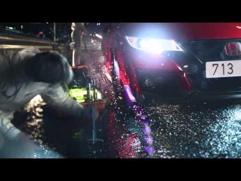Honda Civic 5d Хетчбек класса C - рекламное видео 1