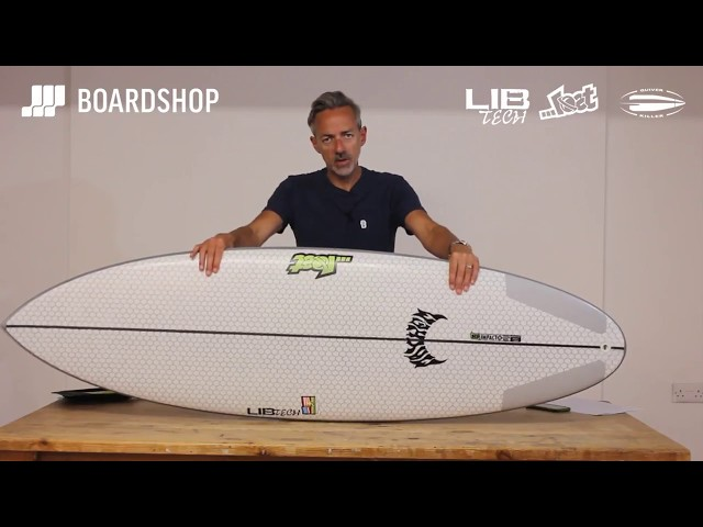 Lib Tech X Lost Quiver Killer Surfboard Review