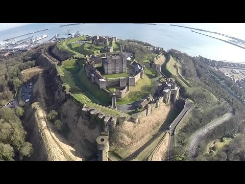 Dover Castle (Kent) TBS DISCOVERY FPV
