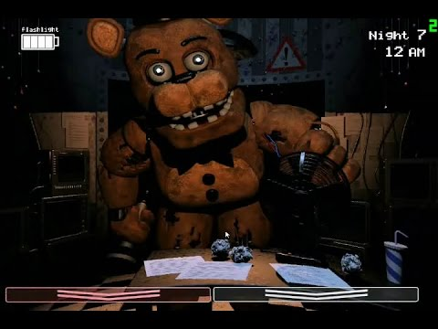 Five Nights At Freddy S Jump Scares