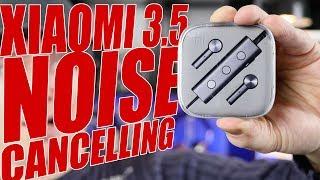 Xiaomi 3.5 noise cancelling Headset Kopfhörer Review | Deutsch | 2018
