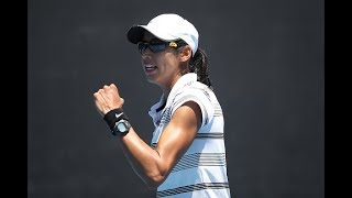 Astra Sharma's road to the Australian Open