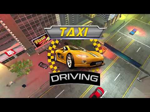 Taxi Driver - Car Driving Simulator Gangster Games