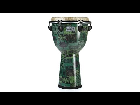 Remo Designer Series Apex Djembe Review by Sweetwater
