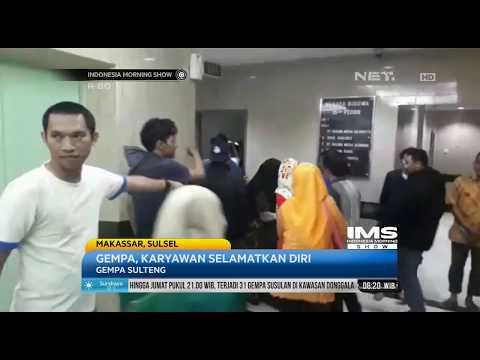 Gempa Juga Dirasakan Hingga Makassar - IMS