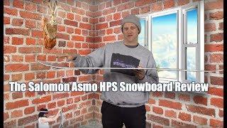 The Salomon Asmo Hillside Snowboard Review
