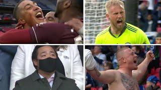 УДИВИТЕЛЬНЫЕ постоянные сцены, в которых «Лестер Сити» впервые в истории выигрывает Кубок Англии! 💙🏆
