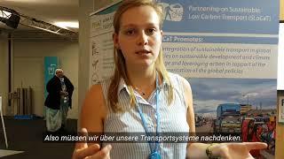 COP23: Interview mit Bente Verheul von SLoCaT zum Klimagipfel