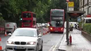 preview picture of video 'Road Resurfacing Works Green Lanes Hackney London June 3 2014'